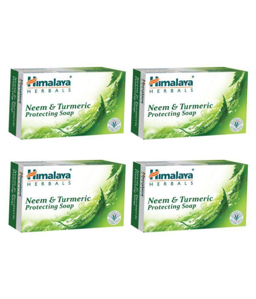 Himalaya Neem Amp Turmeric Soap